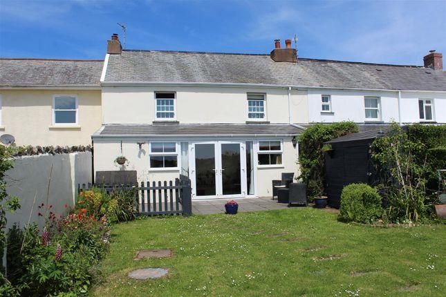 Thumbnail Terraced house for sale in Kentisbury, Barnstaple