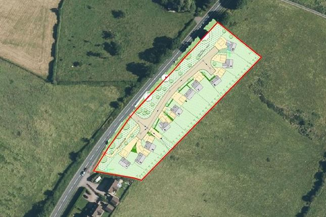 Thumbnail Commercial property for sale in Land At Moorcroft House Farm, Minsterworth, Gloucestershire