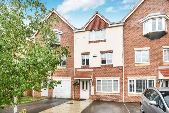 Thumbnail Town house for sale in Beckett Drive, Osbaldwick, York