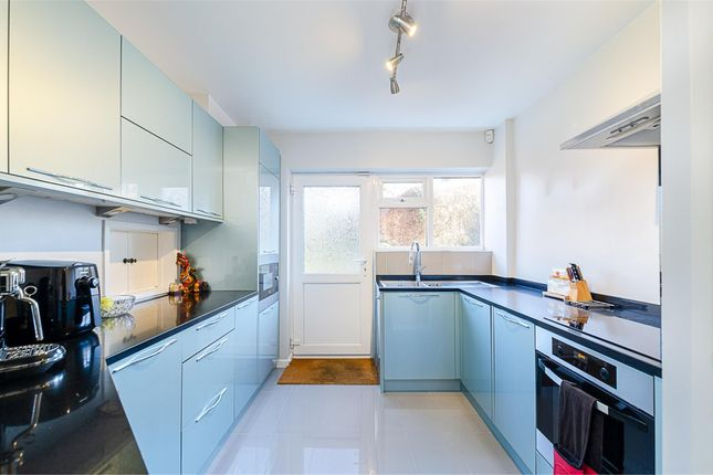 Kitchen of The Ruffetts, South Croydon, Surrey CR2