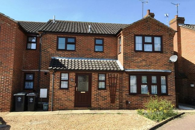 Thumbnail Detached house to rent in Victoria Close, Rushden