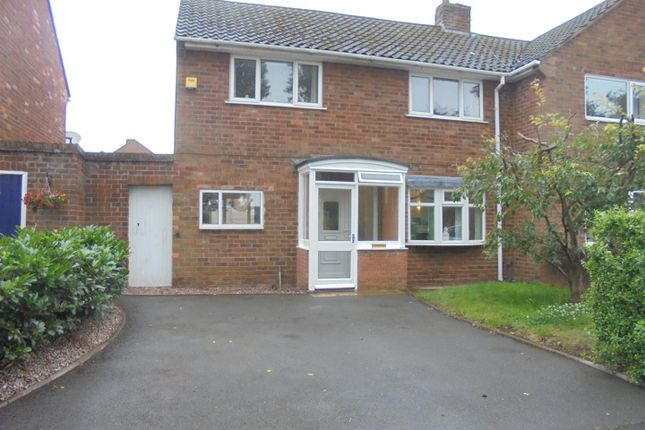 Semi-detached house for sale in Winifreds Drive, Donnington, Telford