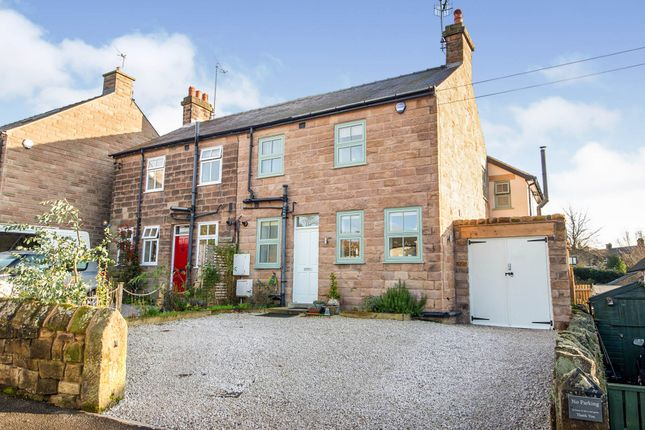 3 bed semi-detached house for sale in Whitelea Lane, Tansley, Matlock DE4
