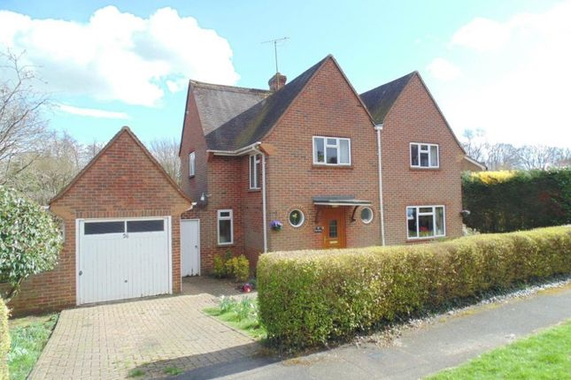 Thumbnail Detached house for sale in Neville Close, Basingstoke