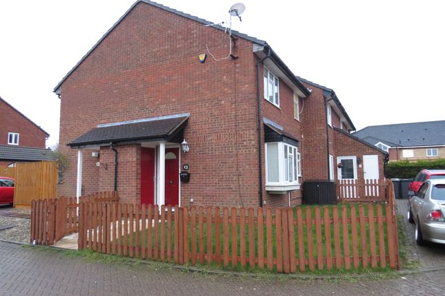 Thumbnail Property for sale in Heron Drive, Luton
