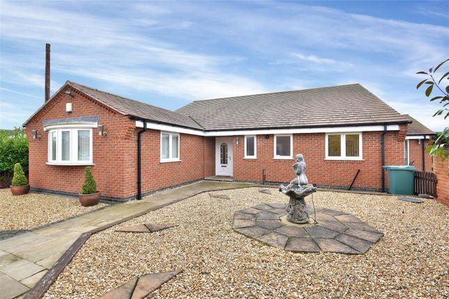 Thumbnail Detached bungalow for sale in Long Lane, Farndon, Newark