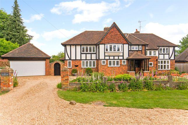 Thumbnail Detached house for sale in Grange Court Road, Harpenden, Hertfordshire