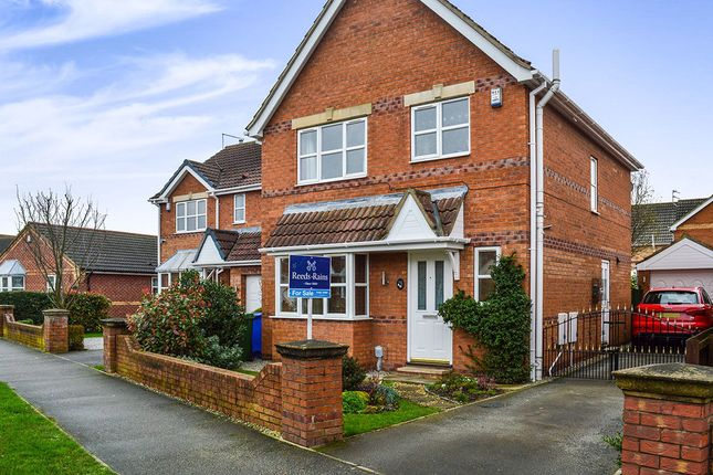 Thumbnail Detached house for sale in Cleeve Road, Hedon, East Riding Of Yorkshire