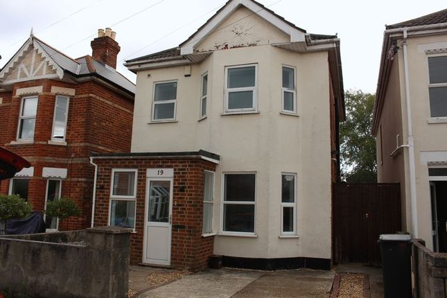 Thumbnail Detached house for sale in Sedgley Road, Winton, Bournemouth