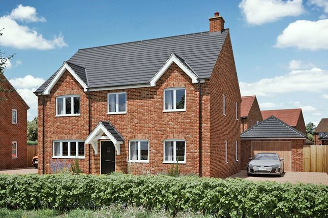 4 bed detached house for sale in St. Mary's Gate, Greenham, Newbury, Berkshire RG19