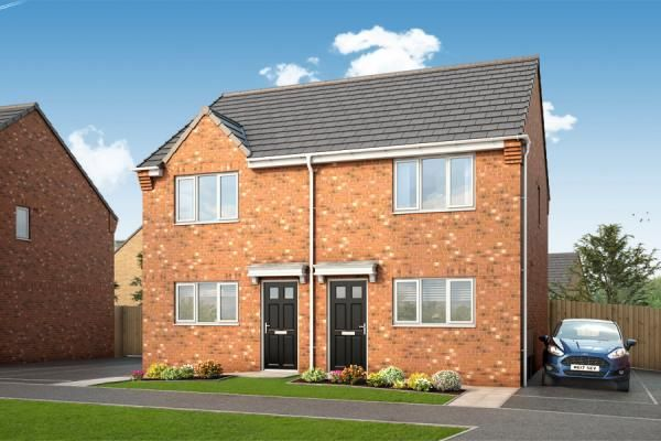 """Thumbnail Property for sale in """"The Halstead At Zest"""" at Cartmell Drive, Leeds"""