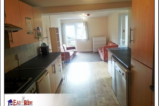 Thumbnail Terraced house to rent in Merthyr Street, Cardiff