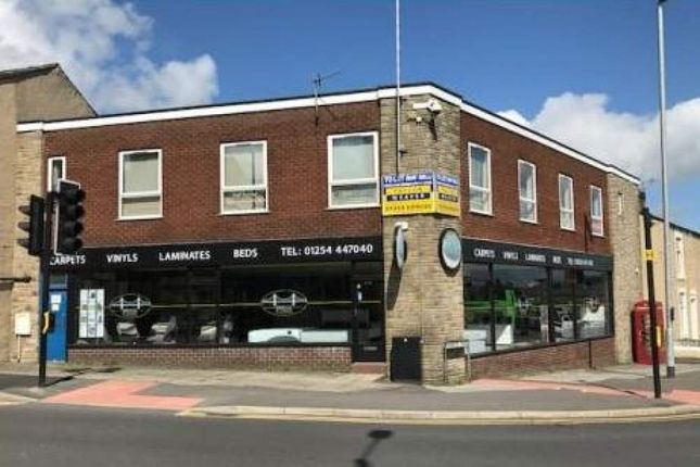 Thumbnail Office for sale in 148 High Street, Rishton