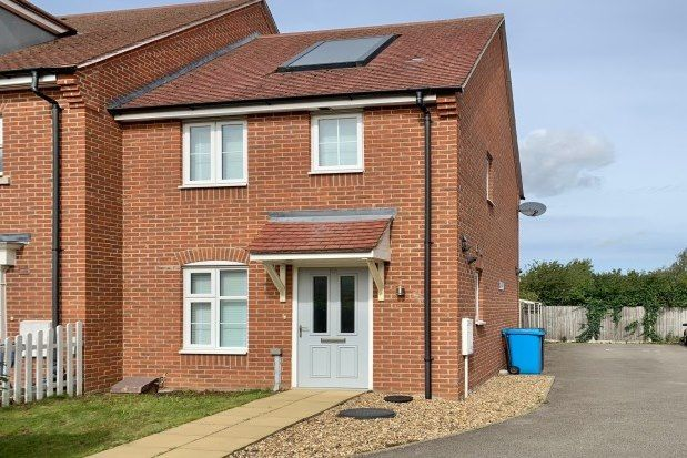 2 bed property to rent in Sycamore Drive, Bury St. Edmunds IP32