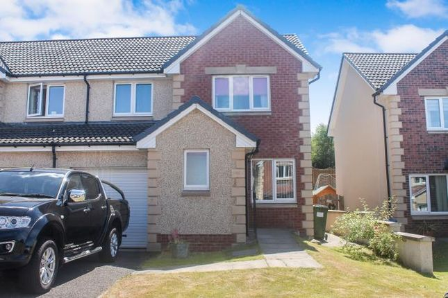 Thumbnail Semi-detached house to rent in Morning Field Place, Inverness
