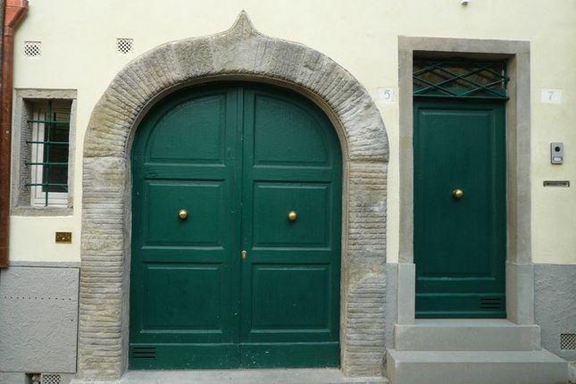 Front Door of Casa Antica, Cortona, Tuscany