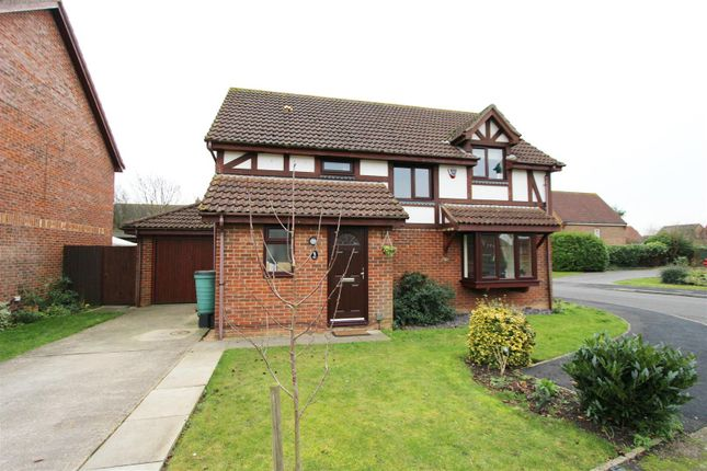 4 bed detached house for sale in Owl Way, Hartford, Huntingdon