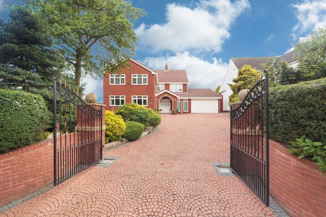 Thumbnail Detached house for sale in Hall Lane, Wrightington, Wigan