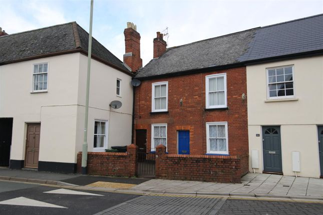 2 bed terraced house to rent in Newport Street, Tiverton EX16