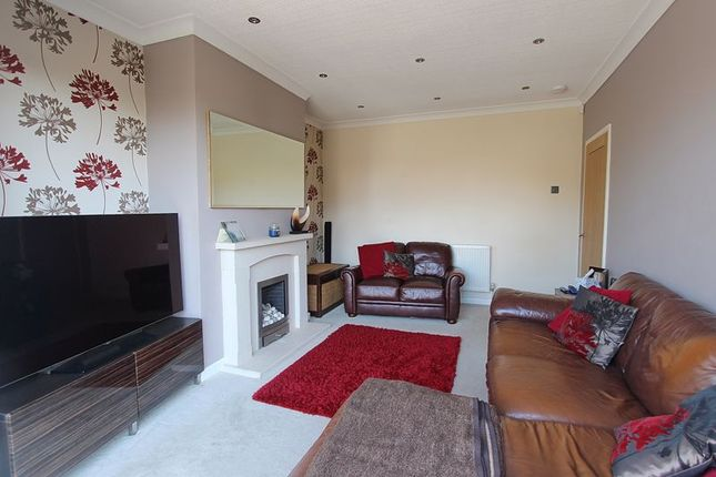 Lounge of Harlech Avenue, Whitefield, Manchester M45