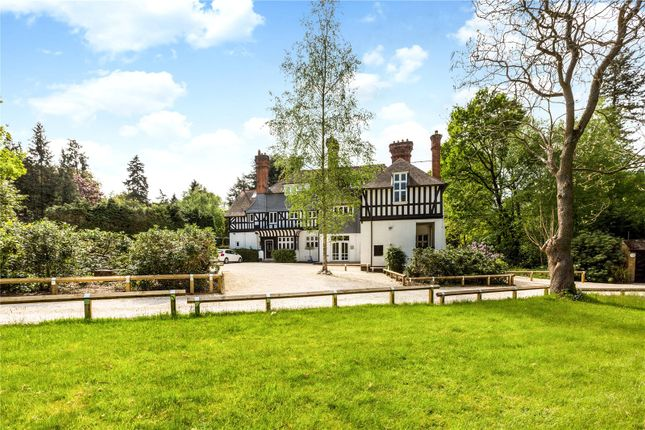 Thumbnail Flat for sale in New Place, London Road, Sunningdale, Ascot