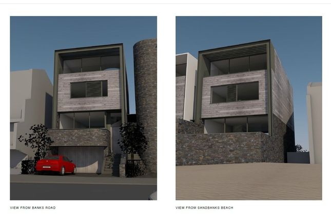 Thumbnail Detached house for sale in Sandbanks, Poole, Dorset