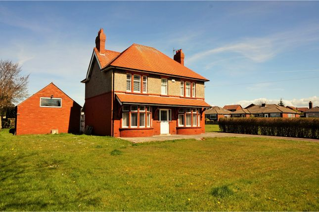Thumbnail Detached house for sale in Lytham Road, Preston