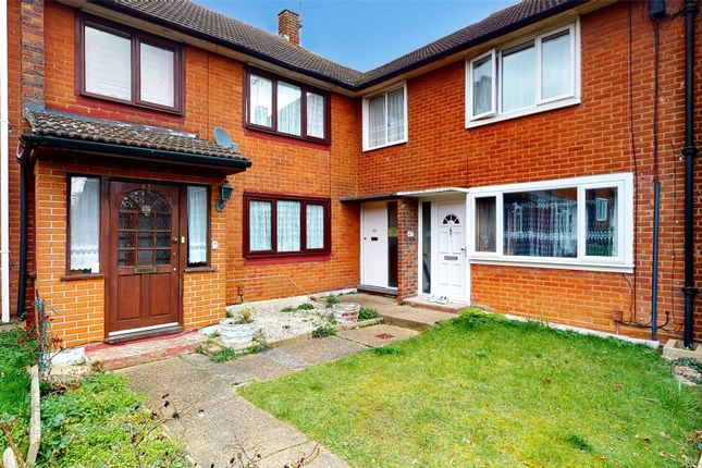 3 bed terraced house for sale in Codenham Green, Kingswood, Basildon, Essex SS16