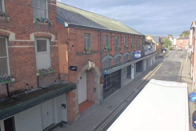 Thumbnail Commercial property for sale in 15A-20 West Street, Hereford, Herefordshire