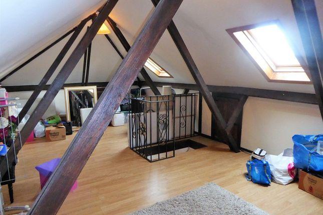 Loft Room of James Close, Bryncethin, Bridgend, Bridgend. CF32