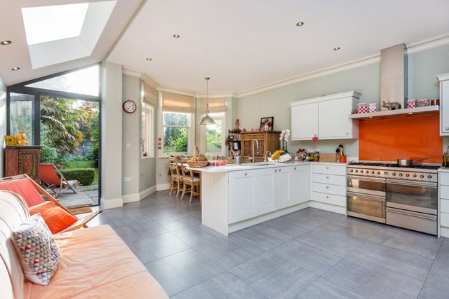 Thumbnail Terraced house to rent in Riffel Road, London