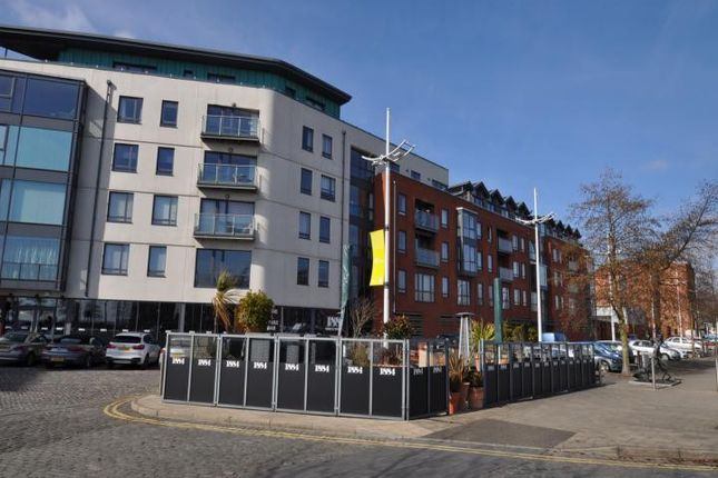 Thumbnail Flat for sale in Freedom Quay, Railway Street, Hull, Yorkshire