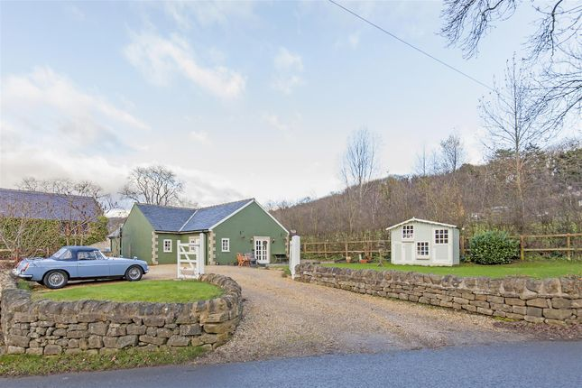Thumbnail Detached bungalow for sale in Milltown, Ashover, Chesterfield