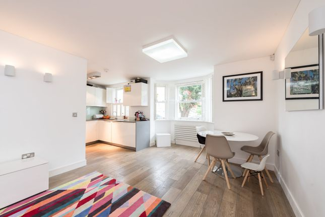 Thumbnail Flat for sale in Lancaster Grove, London