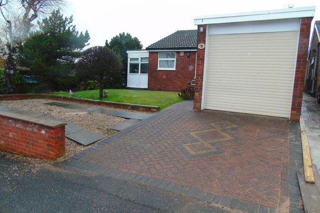 Thumbnail Bungalow to rent in Ontario Drive, Selston, Nottingham