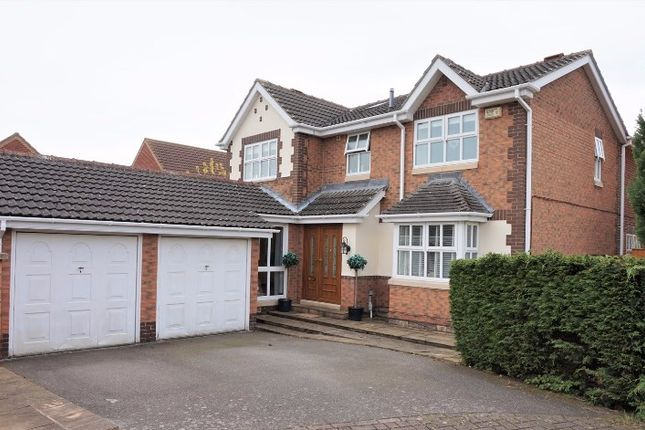 Thumbnail Detached house for sale in Adelphi Court, Grimsby