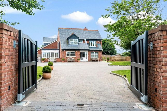Thumbnail Detached house for sale in Formby Lane, Aughton, Ormskirk