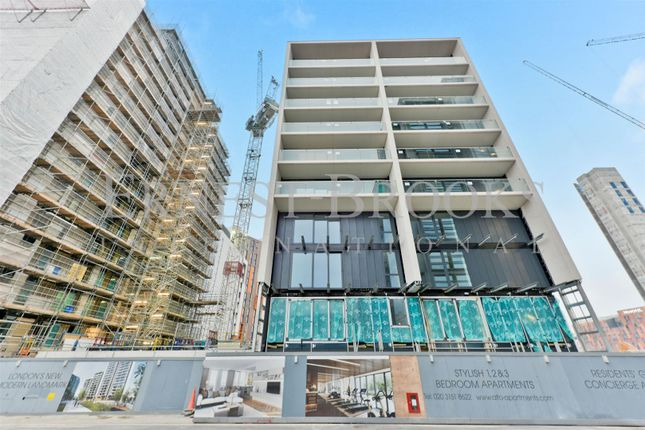 Thumbnail Flat for sale in Alto Pienna, North West Village, Wembley