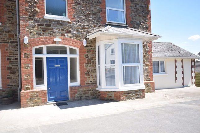 Thumbnail Flat to rent in Witten Lodge, Northam, Devon