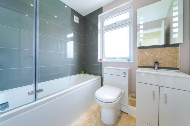 Bathroom of Vivian Avenue, Wembley, Middlesex, England HA9