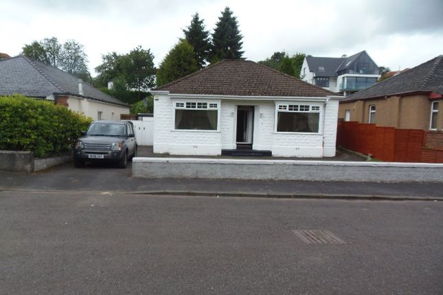 Thumbnail Detached house to rent in Lochview Road, Bearsden, Glasgow G611Pp