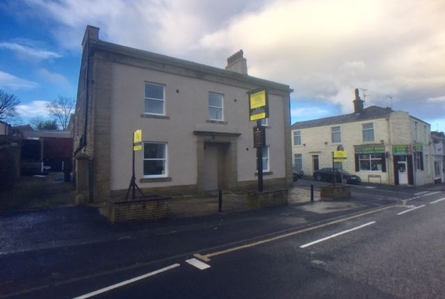 Thumbnail Flat to rent in Blackburn Rd, Great Harwood