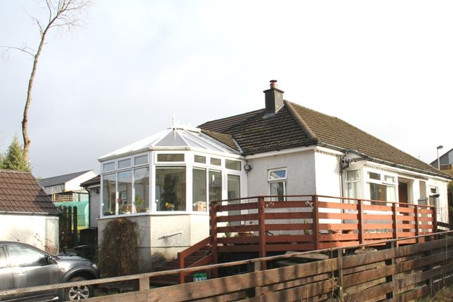 Thumbnail Detached bungalow for sale in Manse Brae, Lochgilphead, Argyll