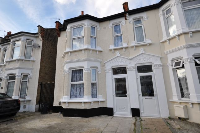 Thumbnail End terrace house to rent in Henley Road, Ilford Essex