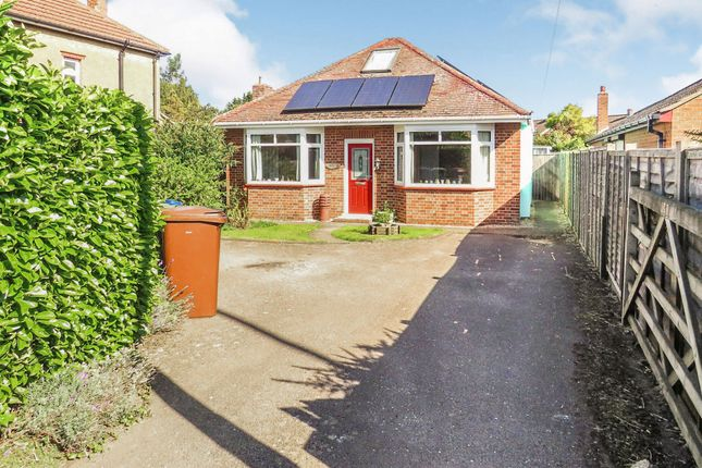 Thumbnail Detached bungalow for sale in London Road, Chatteris