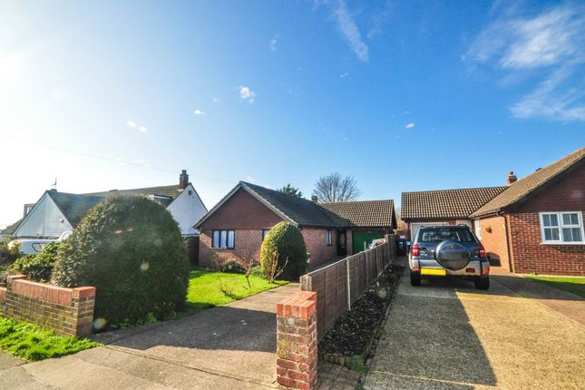 Thumbnail Detached bungalow to rent in Sea View Road, Cliffsend, Ramsgate