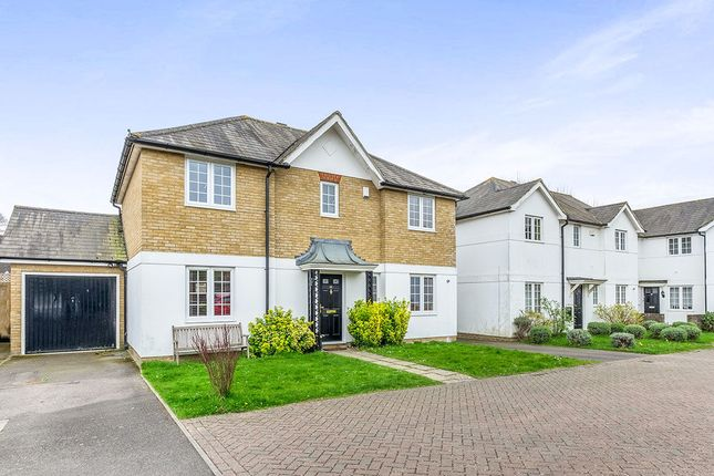 Thumbnail Detached house for sale in Fennel Close, Maidstone