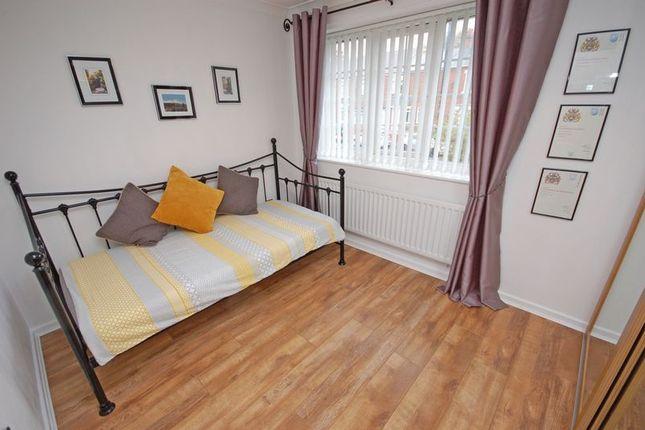 Bedroom 2 of Regents Court, West Moor, Newcastle Upon Tyne NE12