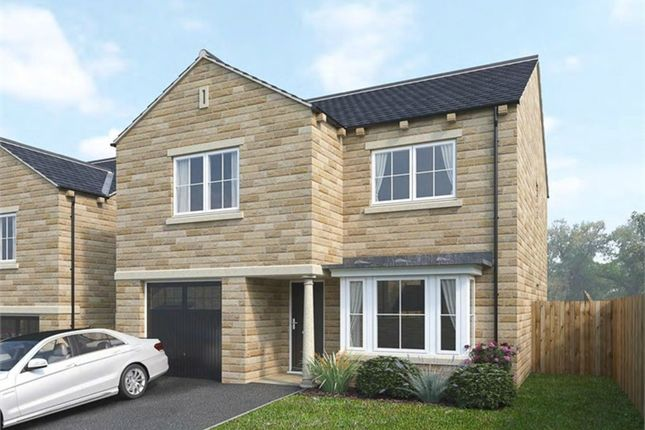 Thumbnail Detached house for sale in Mill Moor Road, Meltham, Holmfirth