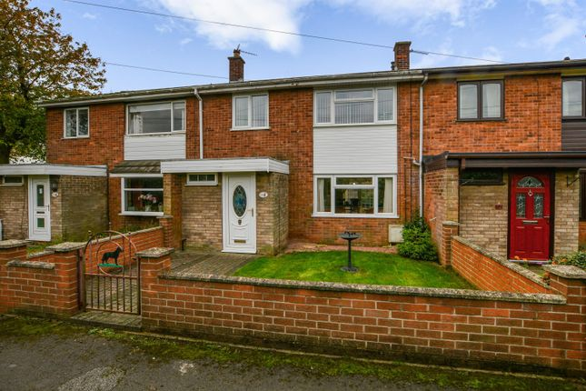 Thumbnail Terraced house for sale in Westfield Road, Eggborough, Goole